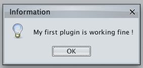 Icy4Eclipse : my first plugin - start